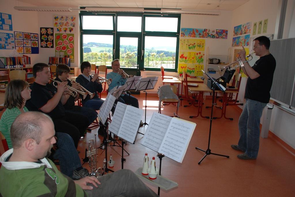 Probewochenende 2009 in Lindlar